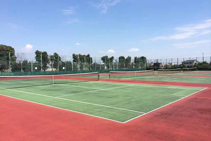テニスコート検索メディア - Tenisco