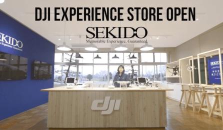 店舗オープンイベント記録撮影(SEKIDO DJI SHOP)