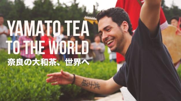 大和茶PR映像