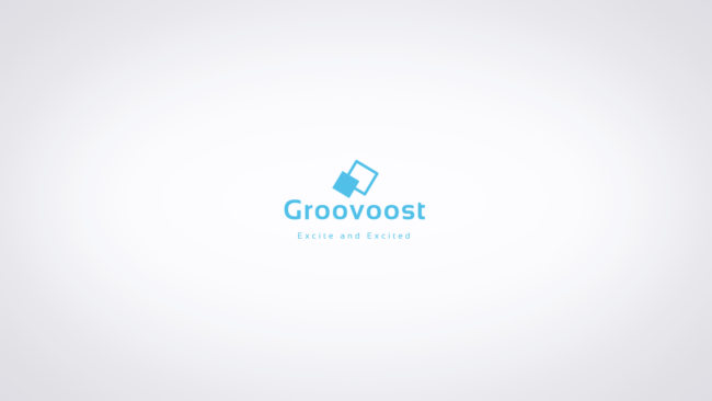 Groovoost logo
