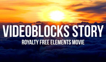 ストックフッテージのみで制作するプロモーション動画(VideoBlocks)