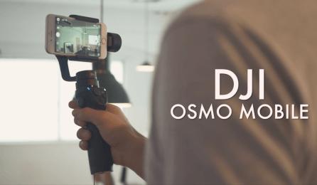 製品プロモーション動画:DJI OSMO MOBILE(先行レビュー)