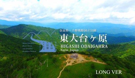 奈良県・吉野熊野国立公園「東大台ケ原」公式プロモーション(春夏編)