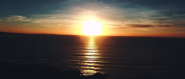 沖縄古宇利島の観光プロモーション動画