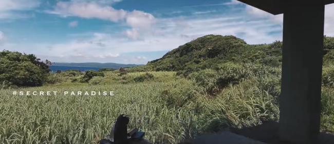 沖縄古宇利島のリゾート宿泊施設の紹介動画